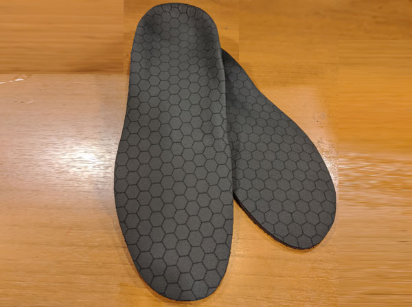Full Order Made Insole (フルオーダー)